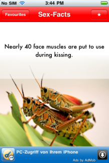 sex facts in this app you can find 422 interesting facts about sex