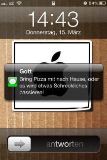 SMS von Gott - Benjamin Lochmann Apps